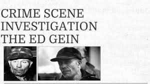 Ed Gein Lampshade Factory by Ed Gein Presentation By 166300 On Emaze