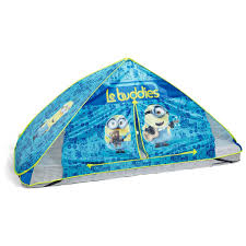 Spiderman Bed Tent by Despicable Me Minion 2 In 1 Bed Tent Big W