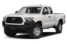 100 Toyota Truck Reviews 2019 Tacoma Owner And Ratings