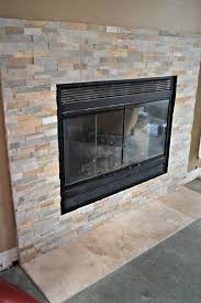 tile fireplace mantels with our diy fireplace mantel