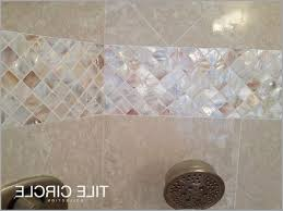 shower tile accents 盪 comfy of pearl tile accent