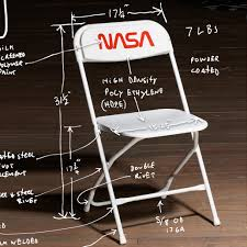 Lift Off! Tom Sachs Is Selling His Famous NASA Chairs For ... Panton Chair Promotion Set Of 4 Buy Sumo Top Products Online At Best Price Lazadacomph Cost U Lessoffice Fniture Malafniture Supplier Sports Folding With Fold Out Side Tabwhosale China Ami Dolphins Folding Chair Blogchaplincom Quest All Terrain Advantage Slatted Wood Wedding Antique Black Wfcslatab Adirondack Accent W Natural Finish Brown Direct Print Promo On Twitter We Were Pleased To Help With Carrying Bag Eames Kids Plastic Wooden Leg Eiffel Child