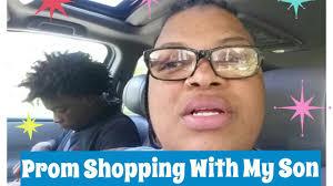 vlog 26 let u0027s go prom shopping youtube