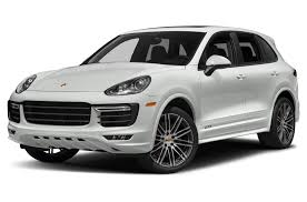 2018 Porsche Cayenne GTS 4dr All-wheel Drive Specs And Prices
