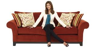 Cindy Crawford Denim Sofa by House Of Style Cindy Crawford Brings Her Furniture Line To