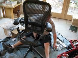 Aeron Chair Used Nyc by Herman Miller Stands Behind Their Aeron Chair Repair Warranty