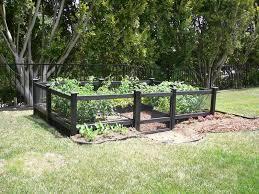 Best Vegetable Garden Fence Ideas