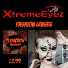 Halloween Coloured Contact Lenses Near Me