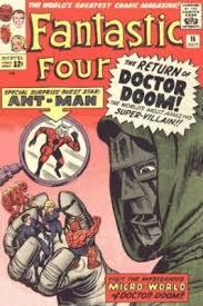 Marvel Comicss Fantastic Four Issue 16