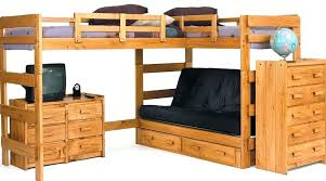 Ikea Bunk Bed And Desk Full Size Bunk Bed With Desk Underneath