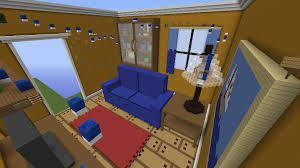 Life Size Kitchen & Living Room Parkour Maps