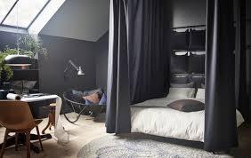 schlafzimmer dunkel gestalten caseconrad