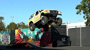 Huge Air Bronco Jump! - Hoonigan