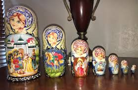100 Matryoshka Kitchen What Does A Doll Have To Do With Cabinets