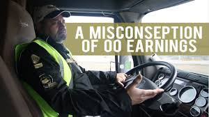 A Misconception Of Owner Operator Pay - YouTube