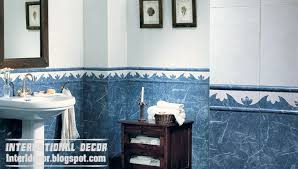 tile designs for bathroom walls