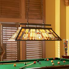 Tiffany Style Lamps Canada by Pool Table Lights On Hayneedle Billiards Lighting