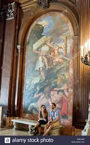 Coit Tower Murals Wpa by Wpa Mural Stock Photos U0026 Wpa Mural Stock Images Alamy