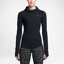 nike dry element women u0027s long sleeve running top nike com