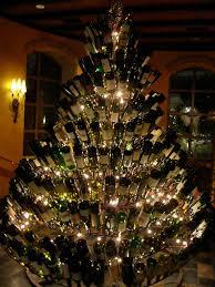Best Christmas Tree Farms Santa Cruz by Wine Bottle Christmas Tree Christmas Lights Decoration