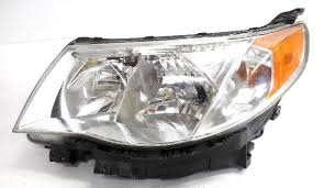 oem 2009 2013 subaru forester left halogen headlight headl tab