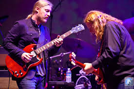 Wanee Festival 2013: Review + Photo Gallery - The Blue Indian Derek Trucks The Allman Brothers Band Performing At The Seminole 24 Years Ago 13yearold Opens For Brizz Chats With Of Review Tedeschi Jams Familystyle Meadow Brook Needle And Damage Done Gregg Warren Haynes Signed Autograph Electric Guitar Core Relix Media To Exit