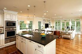 Open Kitchen Design Top Living Ro Designs With Room Awesome Interior Ideas For