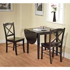 2 Chair Dining Table Set