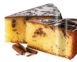 spanische vanilletorte