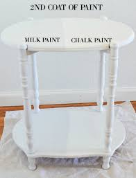 Paint Projects - Rust-Oleum Milk Paint Vs Chalked Paint | Sarah Joy Blog Paint Projects Rustoleum Milk Vs Chalked Sarah Joy Blog This Beautiful Coffee Table Was Painted In Millstone Milk Paint 101 Surface Prep Miss Mustard Seed Pating With Old Barn Vintage Mirror White Picket Diy Blogger Archives Honey Bettshoney Betts Chalk Mud High Back Upholstered Ding Chairs Monday The Tasured Home Bright Green Entryway Makeover Salvage Gilbert 116 Year Part 2 Finish Review Of Rustoleum Beauty For Ashes Loving General Finishes Lamp Black Sadie At South End Mcm Surfboard Table Old Fashioned In Pitch Black