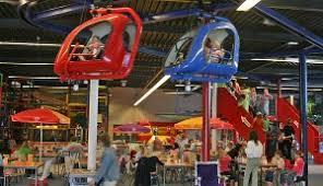 monorail jeux pour parc activité intérieur troline trofun