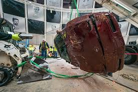 Corvette Museum Sinkhole Cars Lost by Corvette Museum Sinkhole Destruction And Recovery Ebay Motors Blog