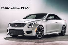 Can the Cadillac ATS V put a dent in the M3