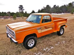 1979 Dodge Power Wagon Round Up Very Rare Survivor Warlock Top Hand ...