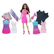 New dolls at Toys R Us I can Be Barbie furniture sets
