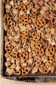 Pumpkin Spice Chex Mix With Candy Corn by Pumpkin Spice Chex Mix