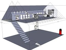 Woodshop / Workshop - 2nd Floor Of Garage Dust Collection Fewoodworking Woodshop Workshop 2nd Floor Of Garage Collector Piping Up The Ductwork Youtube 38 Best Images On Pinterest Carpentry 317 Woodworking Shop System Be The Pro My Ask Matt 7 Small For Wood Turning And Drilling 2 526 Ideas Plans