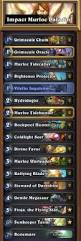 Hearthstone Taunt Deck 2017 by Dreamhack Montreal 2017 Hearthstone Grand Prix Decks Results And