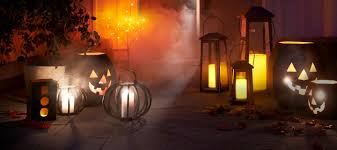 Crate And Barrel Desk Lamp by Halloween Centerpieces Decorations U0026 Treats Crate And Barrel