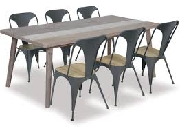Havana Dining Table Loft Chairs X 6