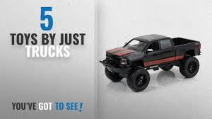 100 Top Trucks Of 2014 10 Just Toys 2018 Chevy Silverado Pickup Black W Red Details Just F