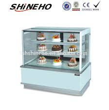 Refrigerator Display Shelf Cake Fridge Small