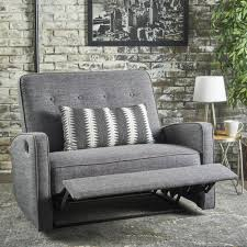 Details About Large Recliner Chair 2 Seater XL Fabric Soft Comfy Adult  2-Seater Living Room