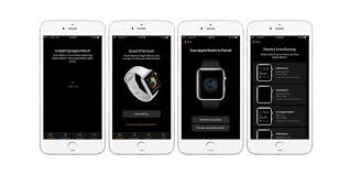 How to restore Apple Watch from an iCloud Backup