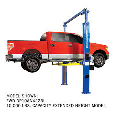 100 Texas Truck Outfitters Marshall Tx DP10A Two Post Lift Forward Lift