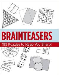 Download Ebooks for iphone Brainteasers 195 Puzzles to Keep You