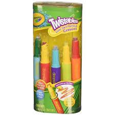 Crayola Bathtub Crayons Collection by Crayola Twistables Color Swirl Bathtub Crayons Assorted Colors 5