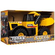 100 Steel Tonka Trucks Classics Front Loader BIG W