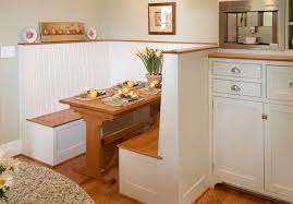 Breakfast Nook Ideas For Small Kitchen by Vintage Double Cross Dining Table Base Legs And Corner Breakfast