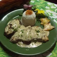 recette de cuisine avec du poisson recette poisson à la vanille ou mahi mahi cuisine madame figaro